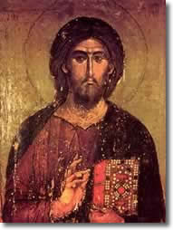 Picture: Christ Pantocrator